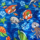 シーブルー 海の生物
