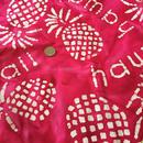 バテック パイナップル ピンク