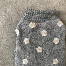 wool flower  tops .