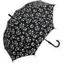 【耐風傘】猫つぶ 黒 品番:nt-5828134-s3