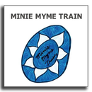 album 『MINIE MYME TRAIN』