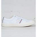 CONVERSE ONE STAR PIPINNG Leather - white 159694C