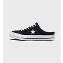 CONVERSE ONE STAR MULE Black 162066C