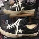 John Varvatos One Star OX BLACK 145368C
