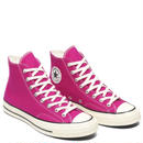 New style [CONVERSE] CHUCK TAYLOR ALL STAR 1970`s HI Pink Pop 161442C