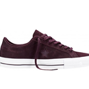 CONS One pro Star Hairy Suede  purple