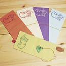 インド封筒・ご祝儀袋(5枚セット)-ANANYA