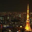 東京タワーの写真(無料版)
