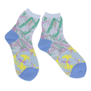 slow cloth socks / イエロー