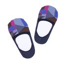 Rangiri socks メンズ / チャコール