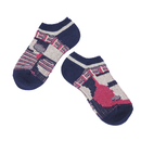 vegetable camp socks / ネイビー