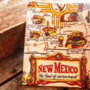 """RED AND WHITE KITCHEN COMPANY"" Kitchen Towel(NEW MEXICO)"