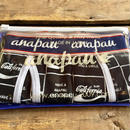"[再入荷]""ANAPAU"" Boxer Pants(california/BLACK)"