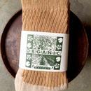 再入荷!「ORGANIC THREADS」3P Socks(Regular type)