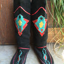 UNKNOWN Moccasin Long Boots(アメリカ買付)