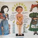 ドイツ 着せ替え人形 女の子 ee017