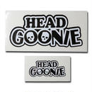 HEADGOONIE LOGO CUTTING STICKER SET