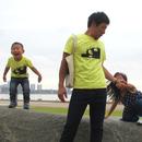 おとなTシャツ ライトイエロー(神戸港)