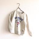 神戸市消防局コラボ子供スウェット オートミール杢 (エアレスキュKOBE-Ⅱ)