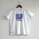 おとなTシャツ ホワイト(ガントリークレーン)