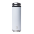 MIZU V7 WIDE Enduro White / w Stainless Lid