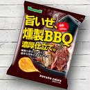 ポテトチップス 燻製BBQ味(1ケース:12袋入り)
