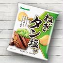ポテトチップス ねぎタン塩味(1ケース:12袋入り)