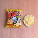 ポテトチップス K.O.パンチ!!ガーリック味 62g