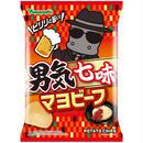 ポテトチップス 男気七味マヨビーフ 90g(1ケース:12袋入)