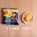 ポテトチップス 極深ポテトプレミアムバターしょうゆ味 60g  (1ケース:12袋入)