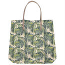〝PALM  LEAVES  SHOPPER〟トートバック