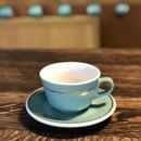Mojo Flat White Cup with Saucer モジョフラットフワイトカップ&ソーサー