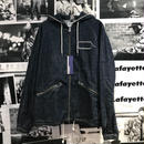 INTERBREED   Selvedge Supply Worker's Hood Jacket【INDIGO BLUE】