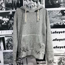 INTERBREED  Loop Wheel Hoodie【GRAY】