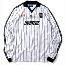 Lafayette STRIPED CHAMPIONSHIP SOCCER JERSEY【WHITE】