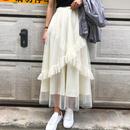プリンセスラインレーススカート