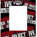 オリジナル写真立て( ROCK PROJECT LIVE Ver.A)