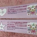 12/29生誕ライブのチケット(いちごにゃんこTシャツつき)
