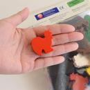 〈2才-4才〉【マグネット玩具/マグネットのみ】動物マグネット 32ピース