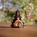 【クリスマス】クリッペ (生誕飾り) もみの木 (大)