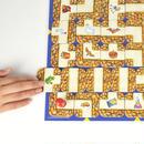 〈購入時期目安:6才-7才〉【ゲーム/頭を使うすごろく遊び】ラビリンス