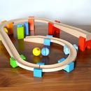 〈10ヶ月-2才〉【動きの玩具】【はじめての玉の道】ベビークーゲルバーン・大