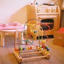 〈1才-〉【玉のレール遊び玩具】【指先を使う玩具】ルーピング チャンピオン