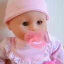 〈2才-〉【人形/プラスティック製】ピーターキンベビー・ピンク