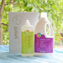 【オーガニック洗剤ギフトセット】ソネットベスト2たっぷりセット  (食器&洗濯洗剤セット)