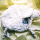 【0才〜】【赤ちゃん用枕】チェリーピローひつじ