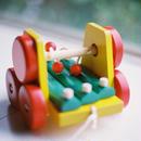 【1才〜】【引っぱる玩具・音】サウンドワゴン