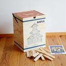 〈2才-〉【「形」の構成遊び玩具】【色々な素材の積木】KAPLA 280
