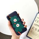 【N152】★ iPhone 6 / 6sPlus / 7 / 7Plus / 8 / 8Plus / X/ XS / Xr /Xsmax ★ シェルカバース Flowers