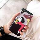 【M916】★ iPhone 6 / 6sPlus / 7 / 7Plus / 8 / 8Plus / X /Xs/Xr/Xs Max ★ シェルカバー ケース cutie girl